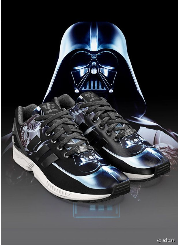 Adidas lance une gamme de baskets Star Wars à customiser