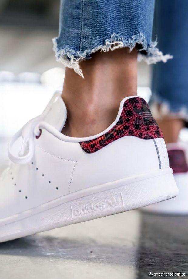 Baskets stan smith adidas fantaisie Run Baby Run