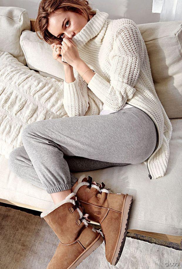 Cocooning : les meilleures chaussures pour affronter l'hiver