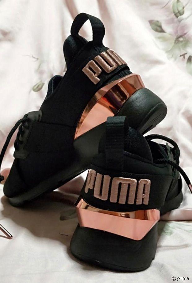 Sélection de chaussures cuivrées pour l'automne-hiver 20-21