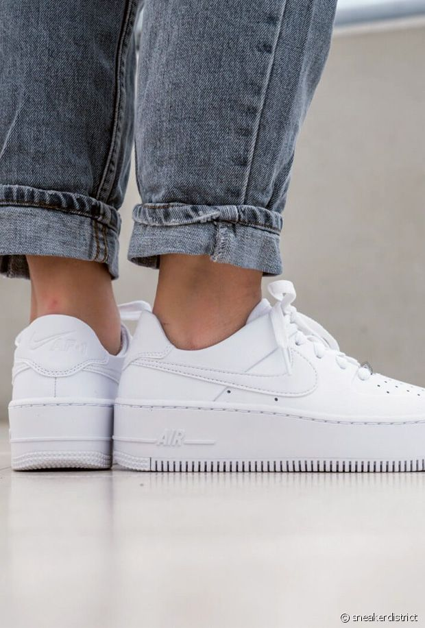 Nike Air Force 1 : retour sur des baskets de légende Run