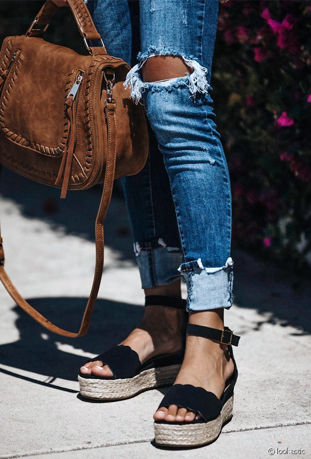 10 paires de sandales compensées stylées pour le printemps