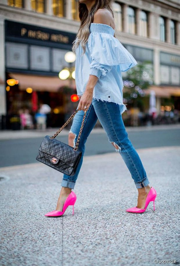 Escarpins roses : 10 paires de chaussures parfaites pour le printemps