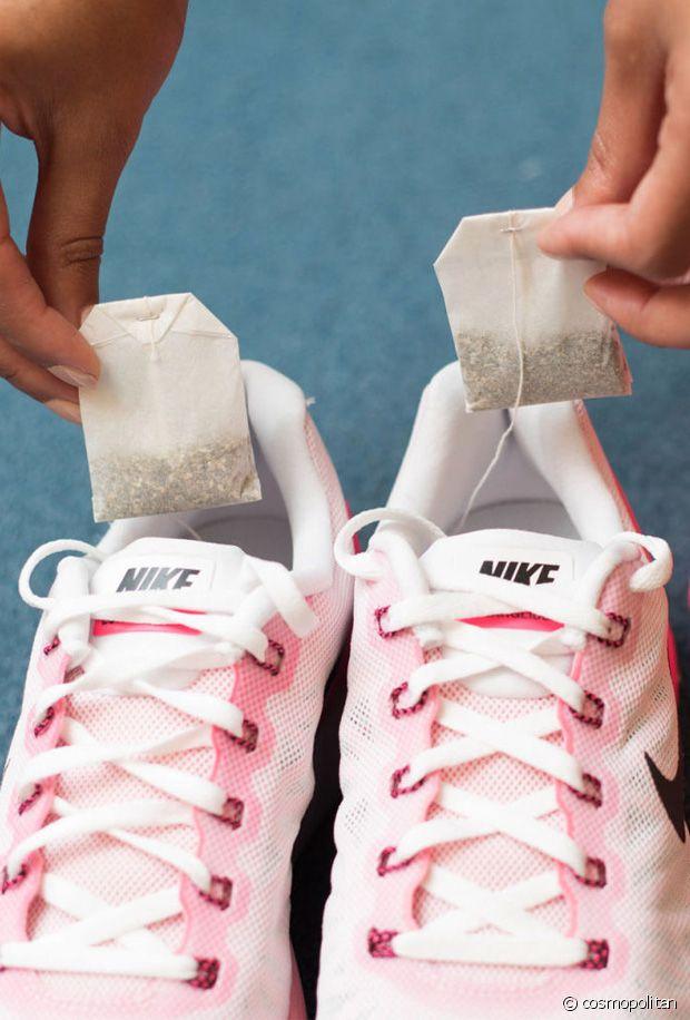 comment desodoriser ses chaussures Run Baby Run