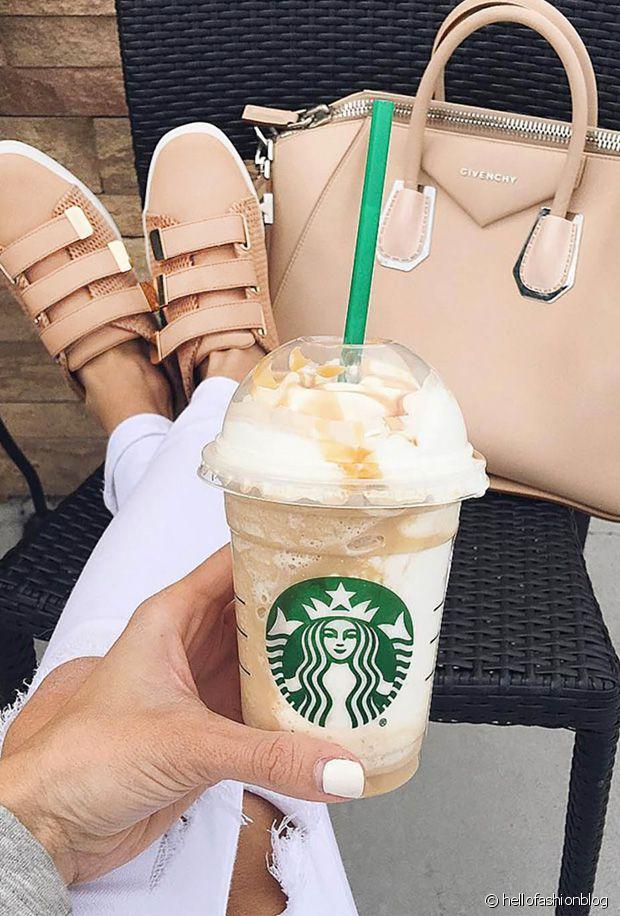 Accorder ses chaussures à son sac à main... et son café !