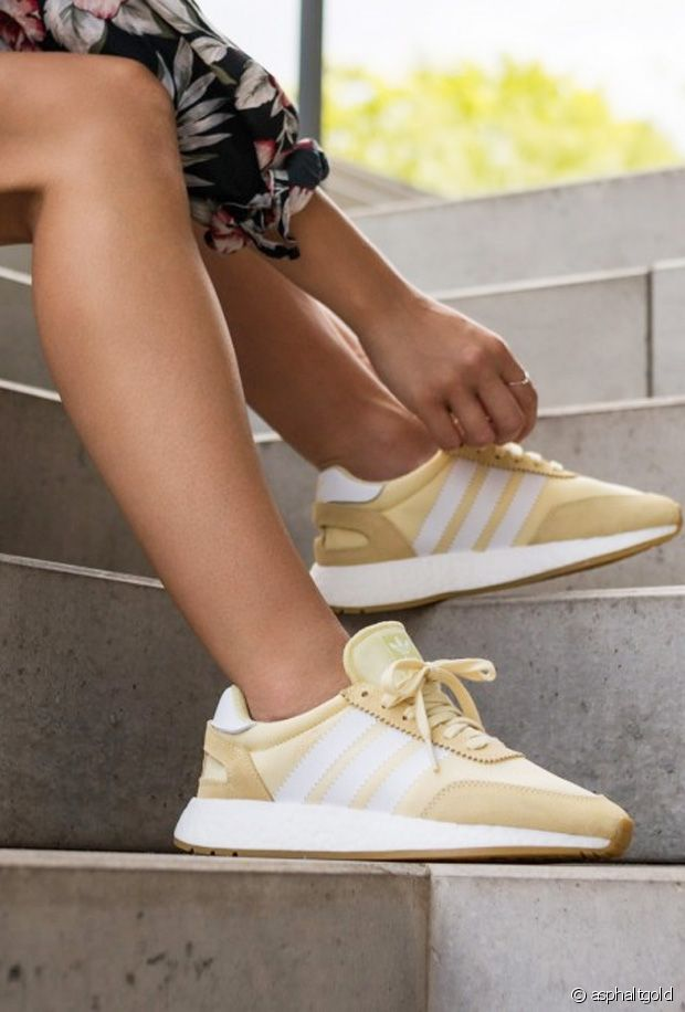 discount sale 92641 a75ac Comment porter les baskets Adidas I-5923