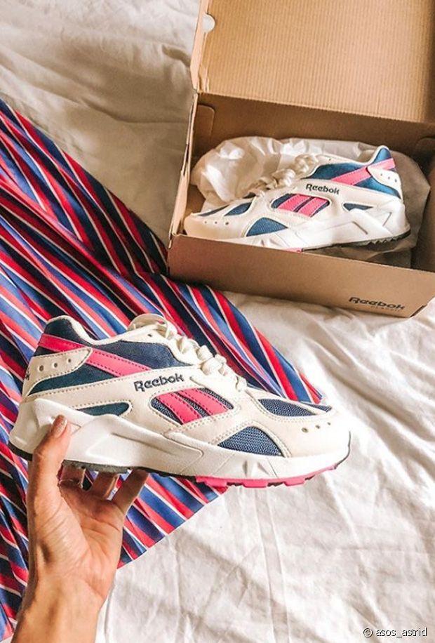 10 paires de baskets  Reebok  parfaites pour l'automne 2018