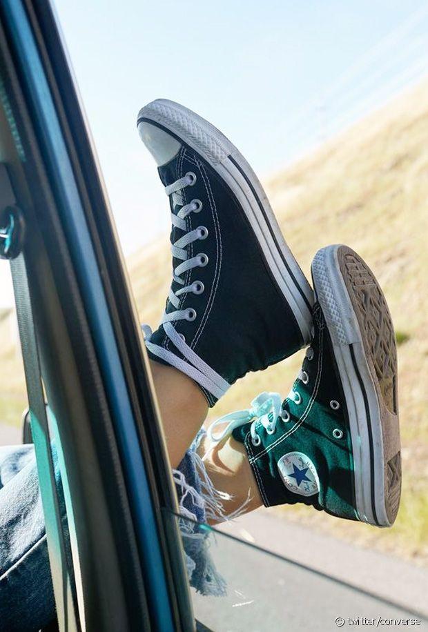 Baskets vertes : sélection de sneakers green pour la saison 2020