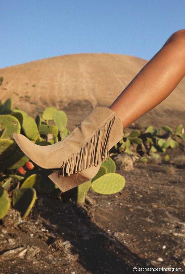 Chaussures à franges tendances pour le printemps-été 2020