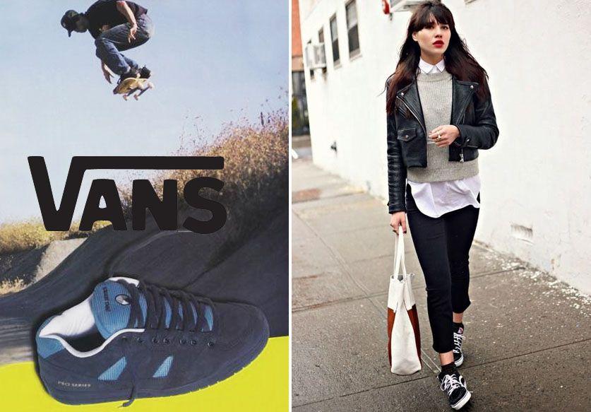 Des skateuses aux modeuses