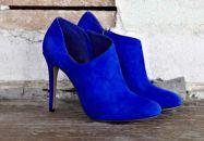 Bleu roi, une couleur royale