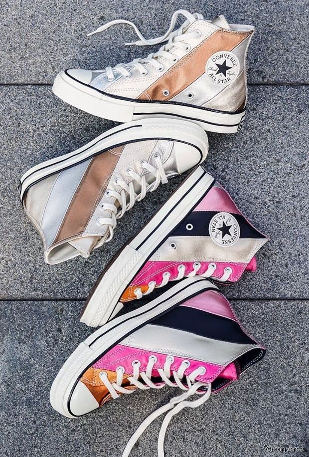 Wanted : je veux des baskets Converse All Star originales ...