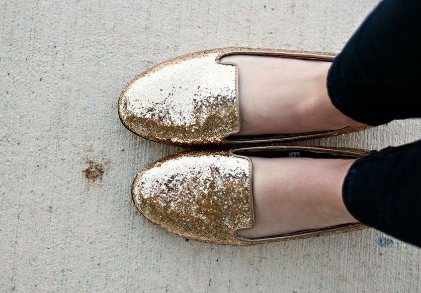 Mais aussi avec des loafers