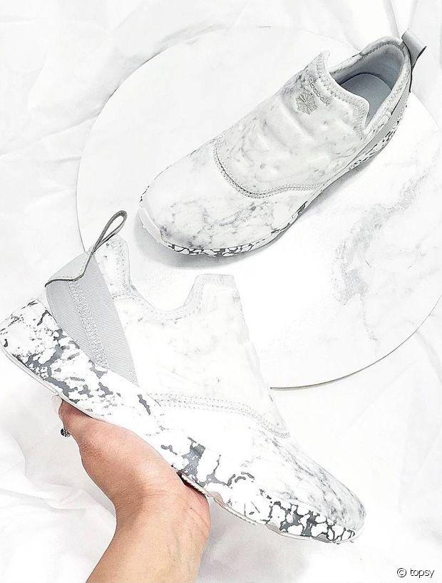 2ac7a12f4185bc Marbre x chaussures = le joli duo de l'automne