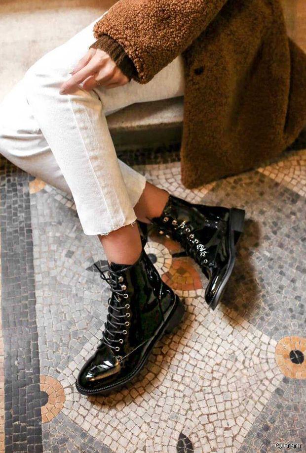 3 astuces pour assouplir des chaussures en cuir verni