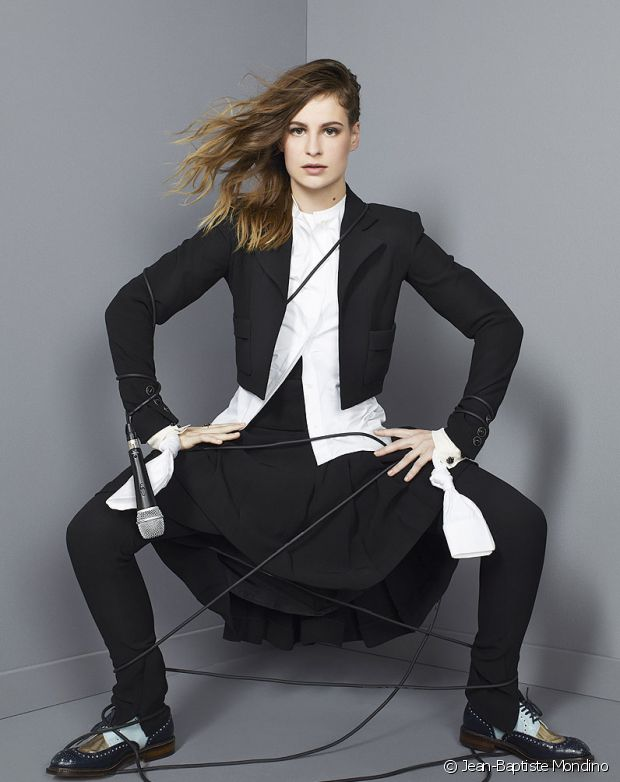 Christine and the Queens pour le magazine Elle : la grande classe