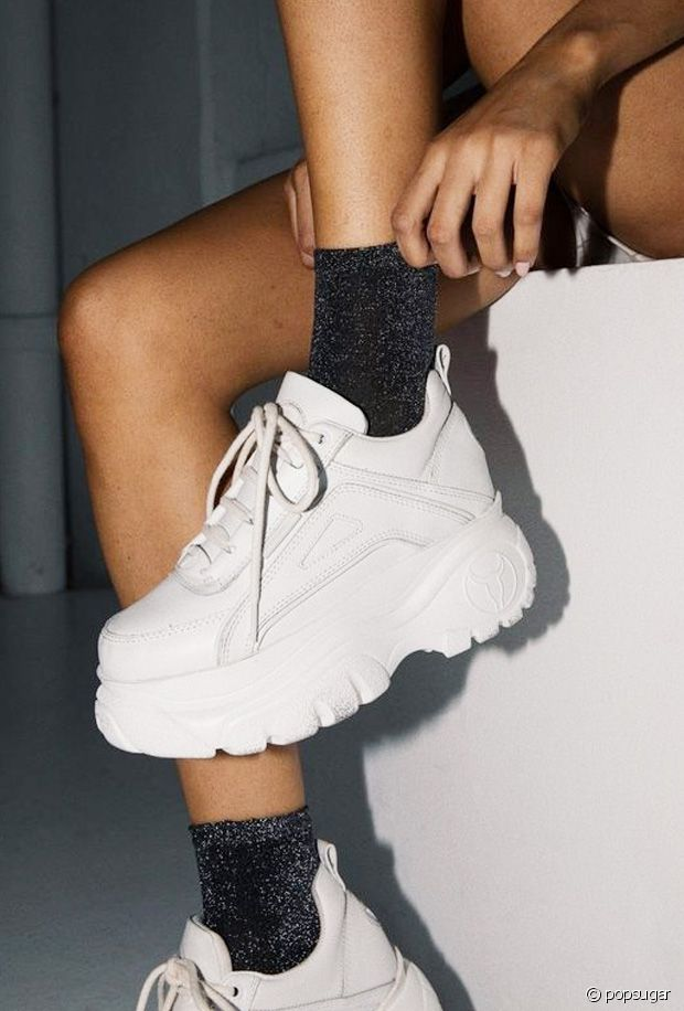 Comment montrer ses chaussettes avec style cet hiver 2019 ?