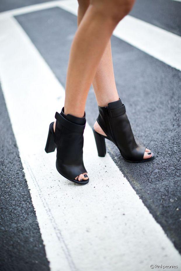 des à ouverts bouts Comment chaussures porter DoDon't OTPikXZu