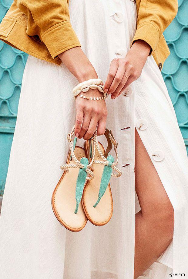 10 paires de sandales pour vous transformer en déesse grecque cet été