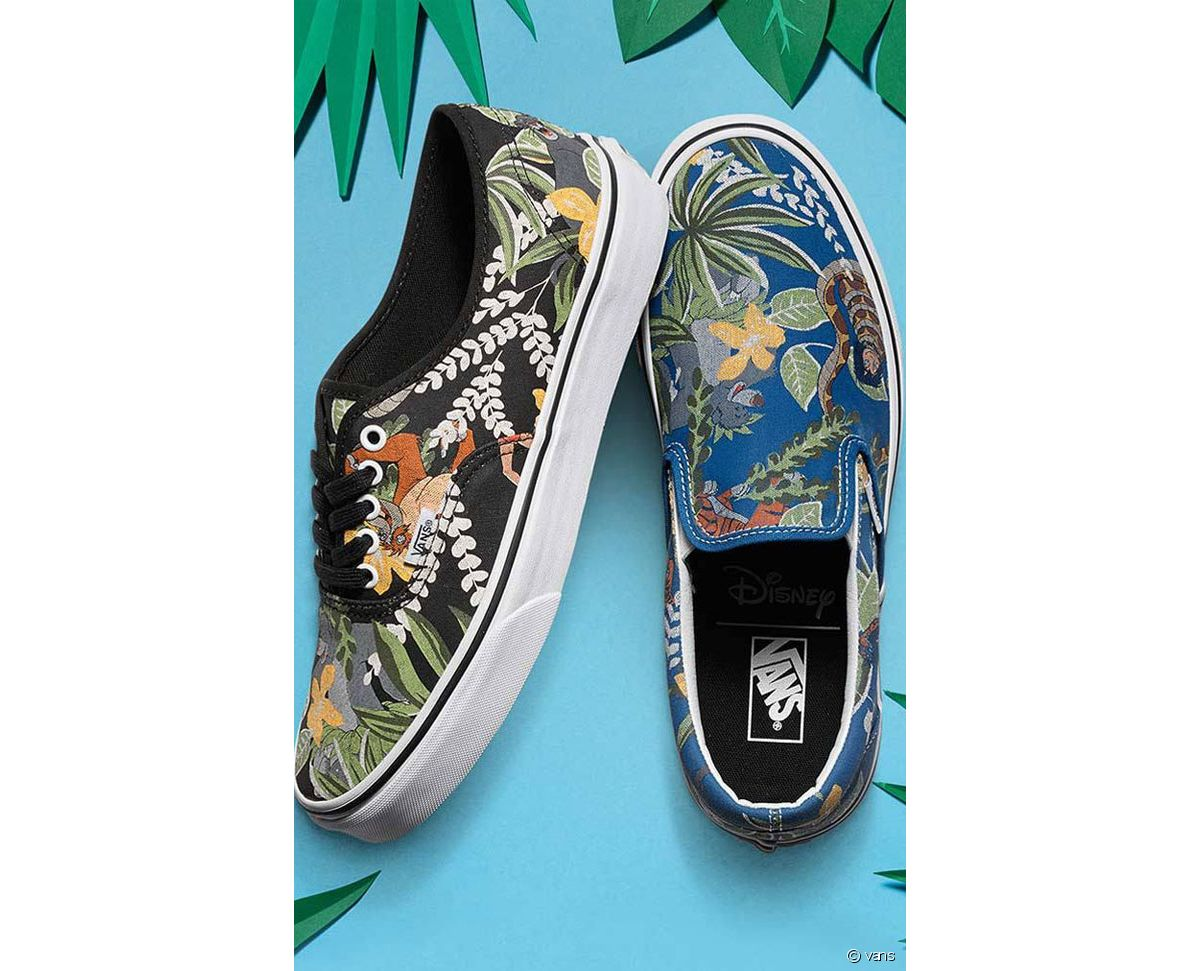 vans le livre de la jungle