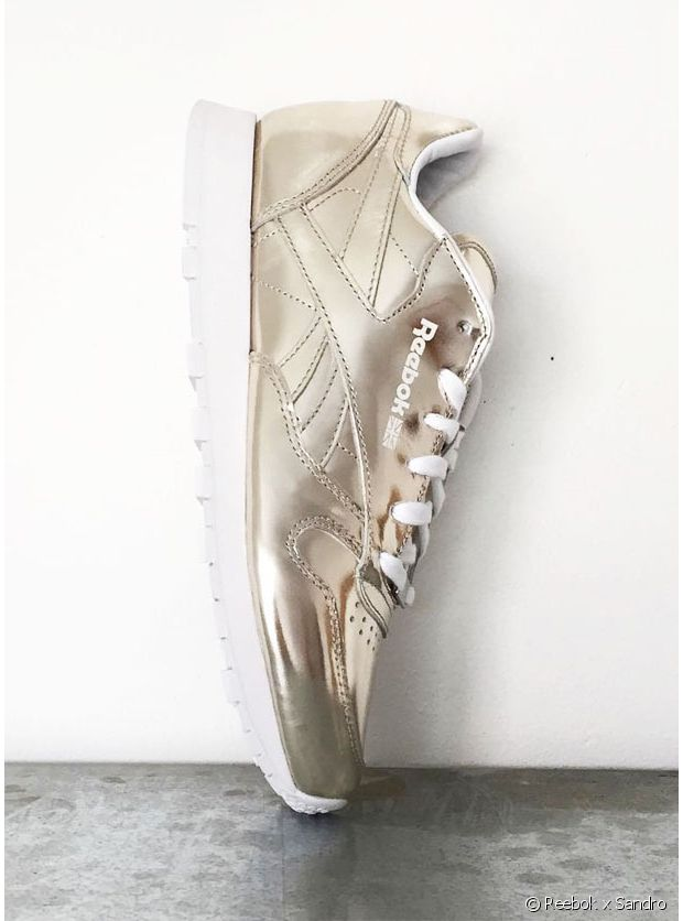 Reebok x Sandro Classic Leather
