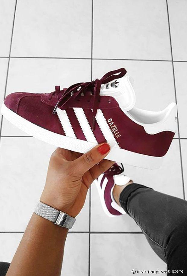 Les plus belles chaussures bordeaux de la saison
