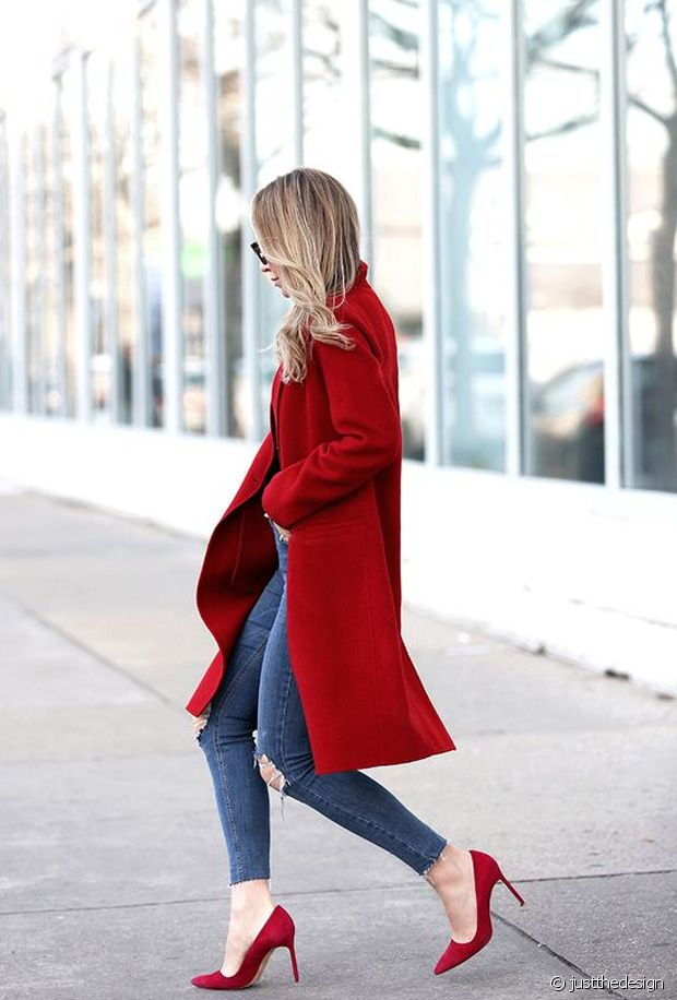 Sélection de chaussures rouges pour la Saint Valentin