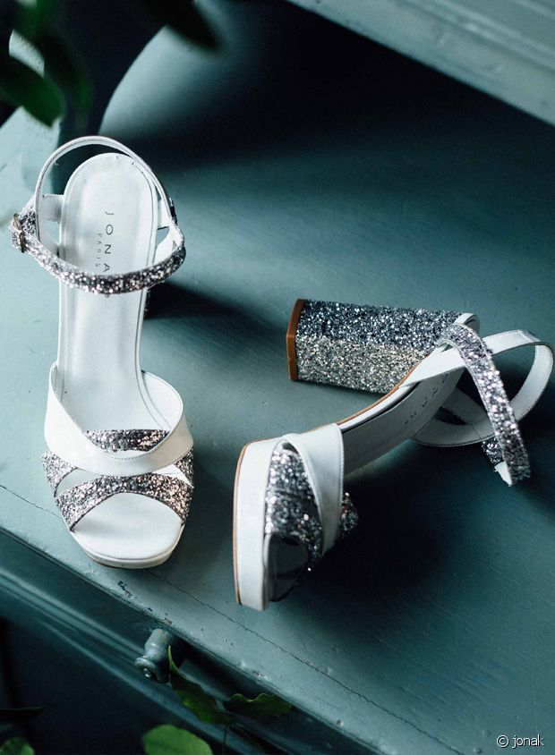 Des chaussures de Cendrillon