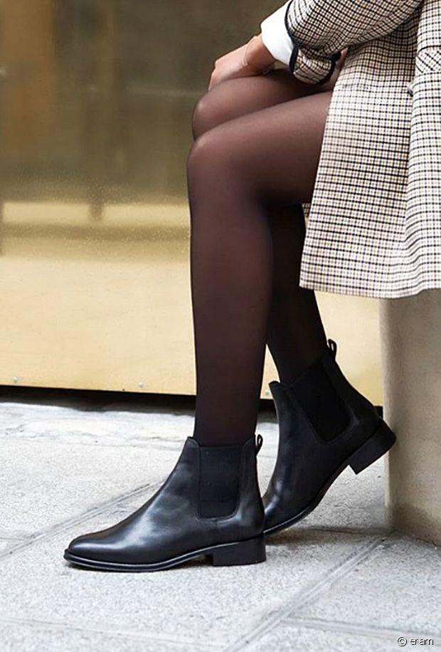 Chelsea Boots  : les plus beaux modèles de  bottines  la saison