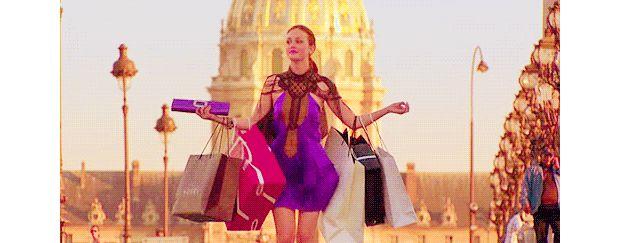 Bon shopping à toutes XoXo