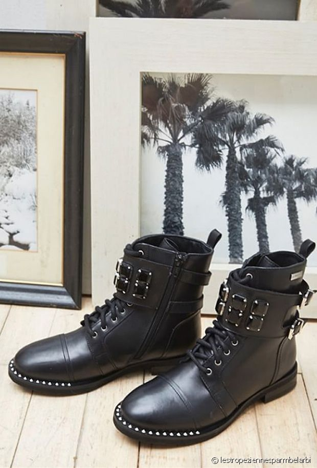 Comment porter des bottines de biker ?