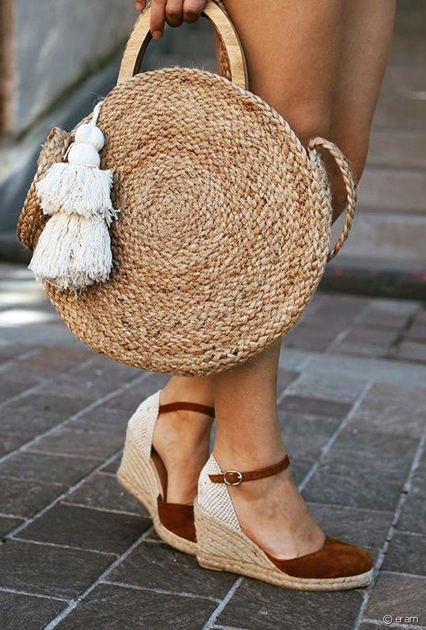 Sandales compensées : les plus beaux modèles du printemps