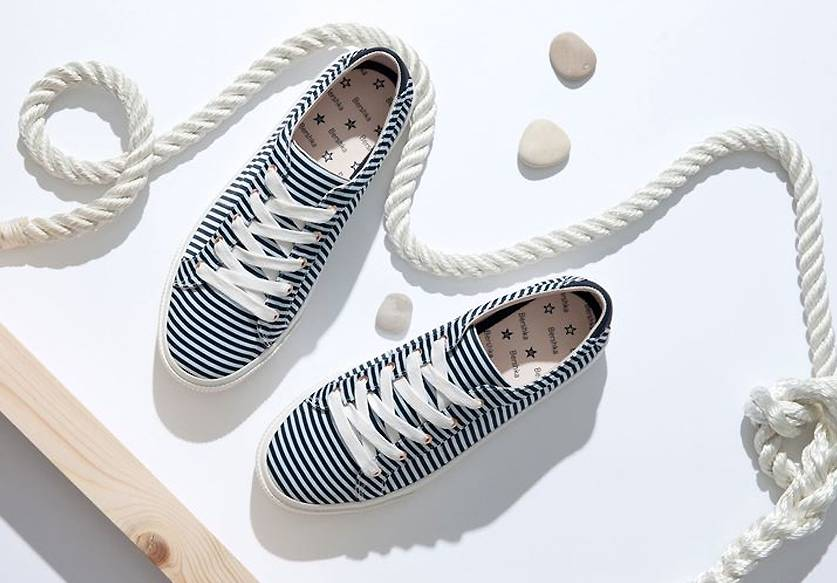 Les chaussures de moussaillons auront le vent en poupe