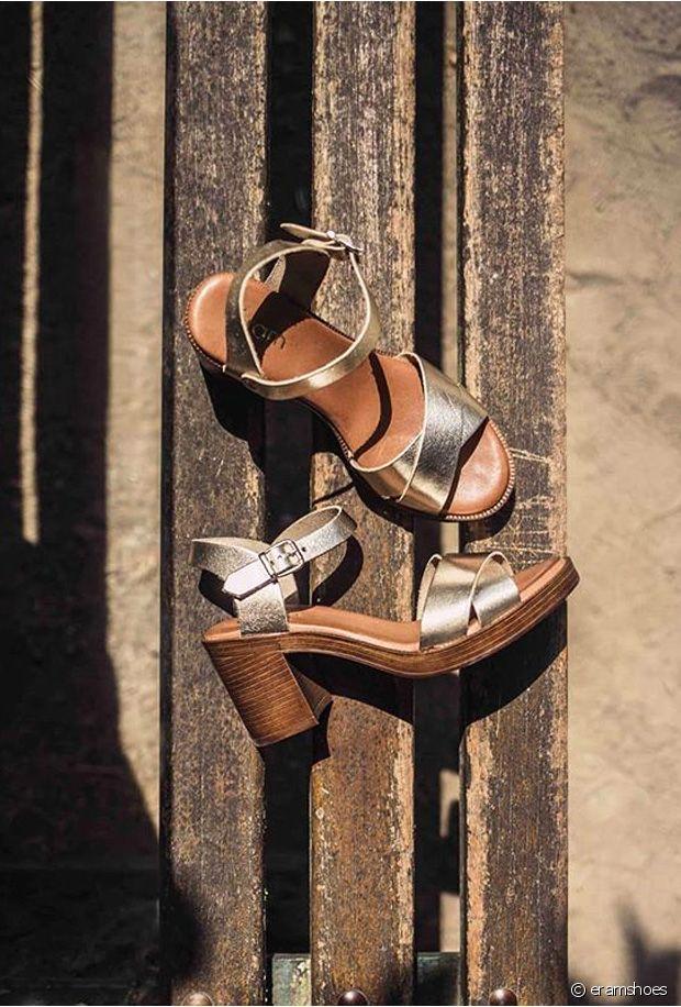 Sélection de sandales habillées pour tous les jours
