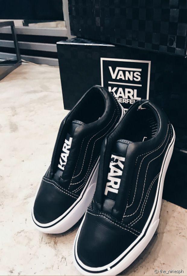 Vans x Karl Lagerfeld : la collab la plus stylée de la rentrée