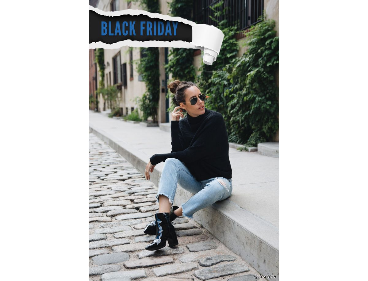 En Promo L De Paires Friday Hiver 10 Bottines Black Pour xBeordCW