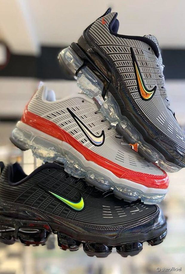 selection de baskets nike vapormax Run Baby Run