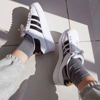 adidas superstar bold zoom sur les baskets plateformes - Run Baby Run
