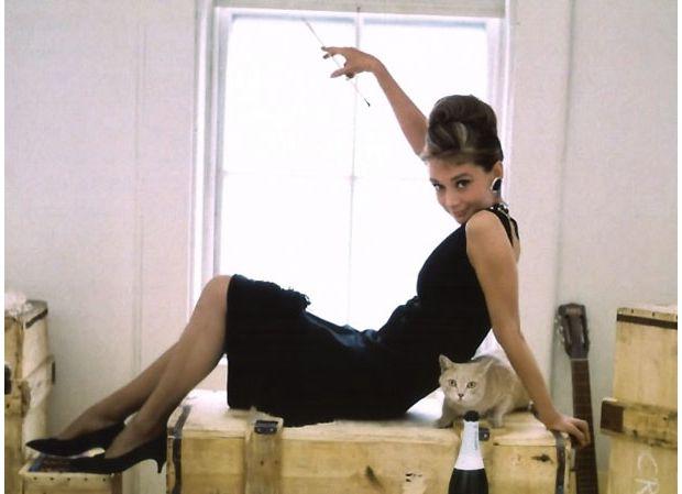 Audrey Hepburn ou la preuve qu'il est possible d'être hyper classe sans 17cm de talons