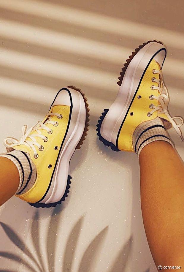 Chaussures jaune citron : notre sélection de paires solaires pour le printemps-été 2021