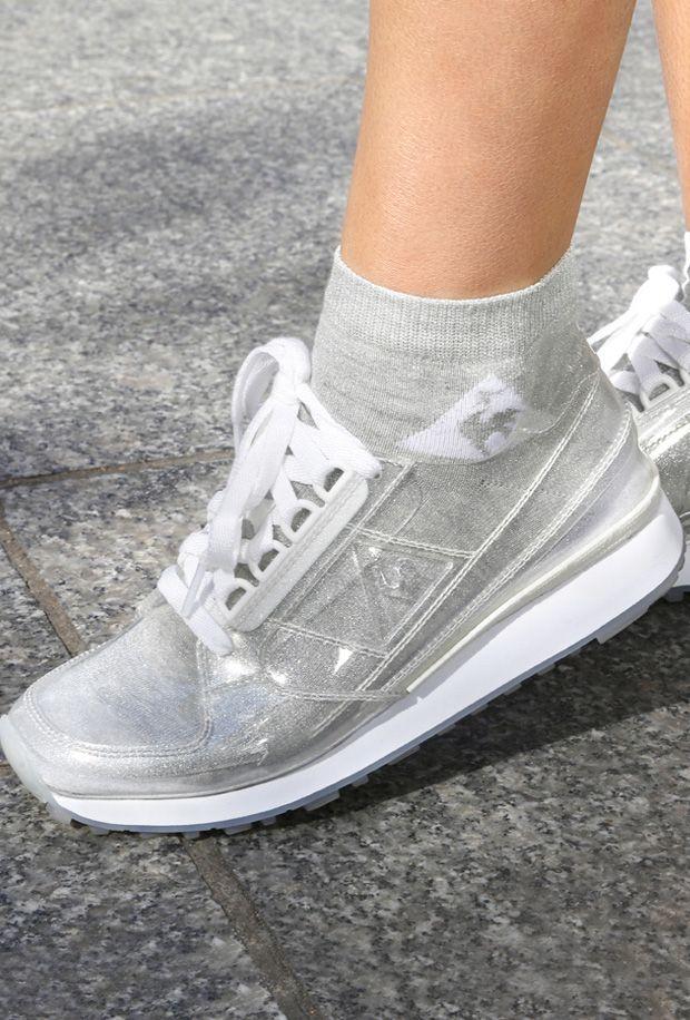 b56d49e7697 Le Coq Sportif sort une sneaker transparente   la Eclat Transluscent