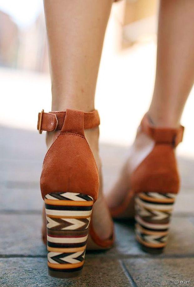 ea92d0cd9e37a8 Sélection de sandales à talons canons pour le printemps