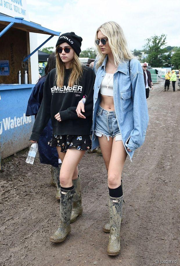 Les meilleures chaussures pour un festival en plein air