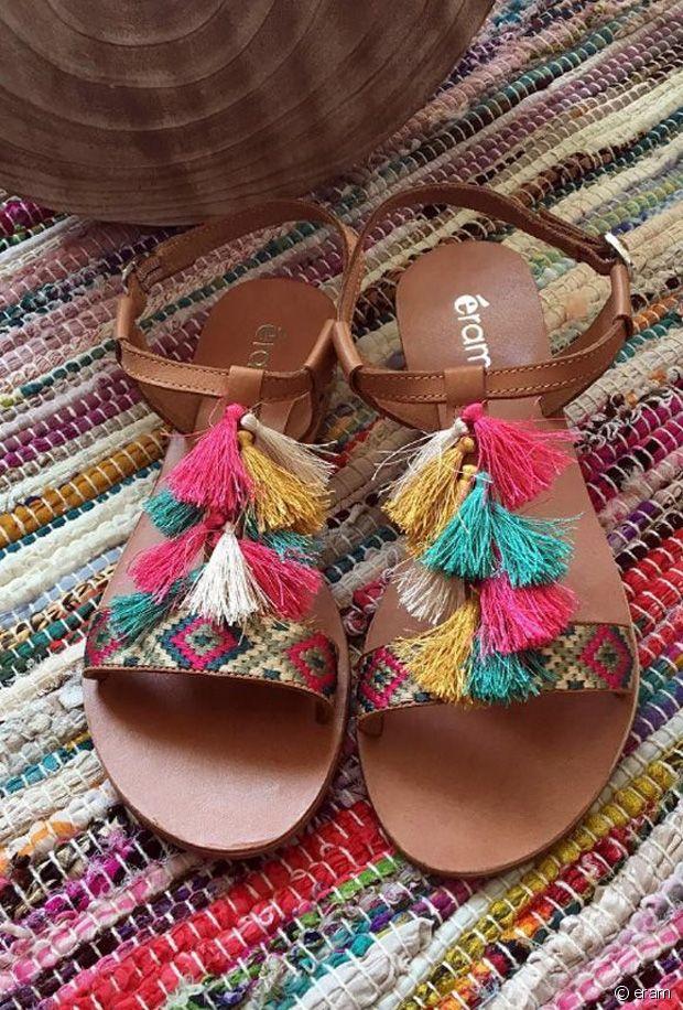 Sandales ethniques : petit guide d'une tendance de l'été