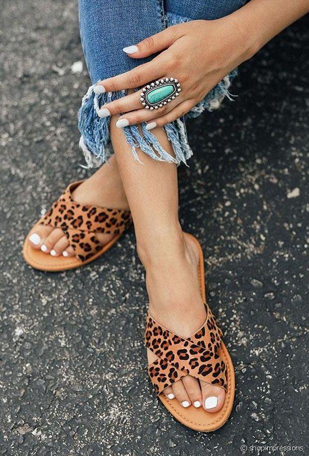 Sandales léopard : 10 paires de chaussures canons pour le printemps-été 2021