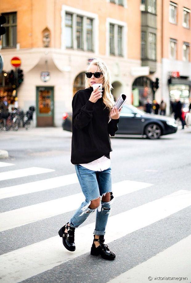 Comment porter des bottines ajourées en hiver ? Mode d'emploi !