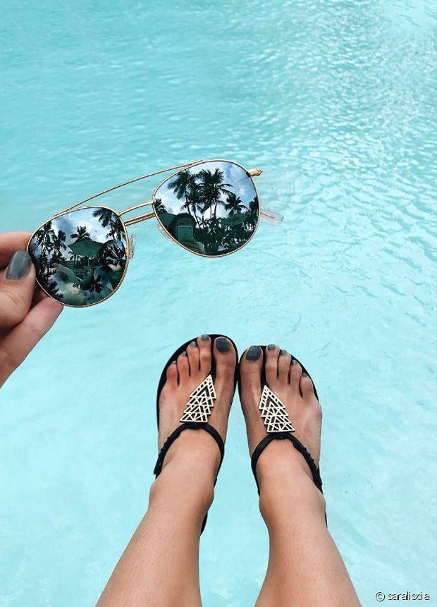 10 paires de chaussures pour la piscine à moins de 40€