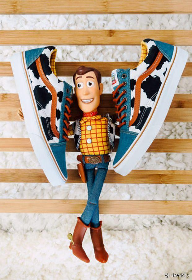 Vans x Toy Story : la collection pour les nostalgiques