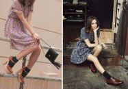 Les chaussettes old school pour les amatrices de mode rétro