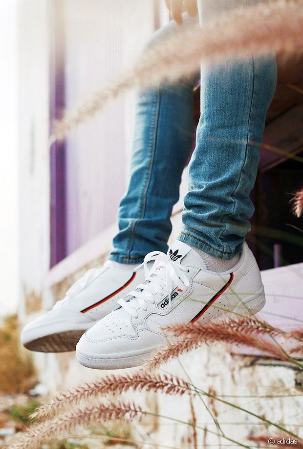 baskets adidas continental 80s la reedition des annees 80